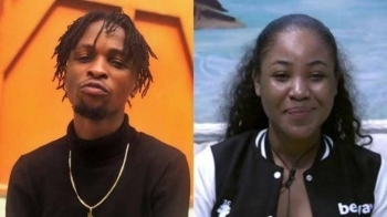 Laycon Fans Drag Erica Again For Abusing Him Because She Knows He Is A Sickle Cell Patient (Video)